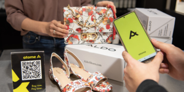 Atome also applies to offline retailers
